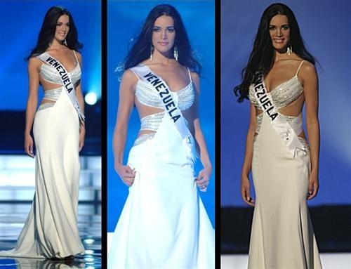 Hoa hậu Venezuelađứngđầubình chọnqua mạng ảnh 6