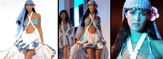 Hoa hậu Venezuelađứngđầubình chọnqua mạng ảnh 7
