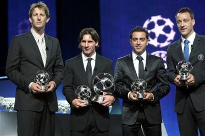 Messixuất sắcnhất Champions League ảnh 1
