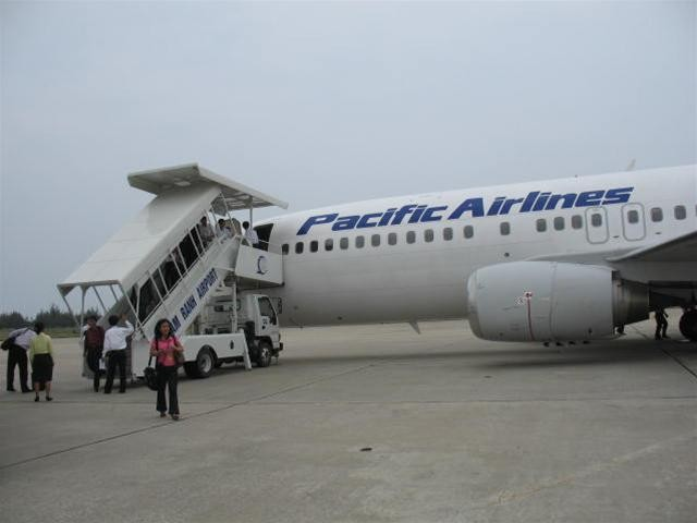 PA cho phép khách làm thủ tục lên máy bay trong thành phố ảnh 1
