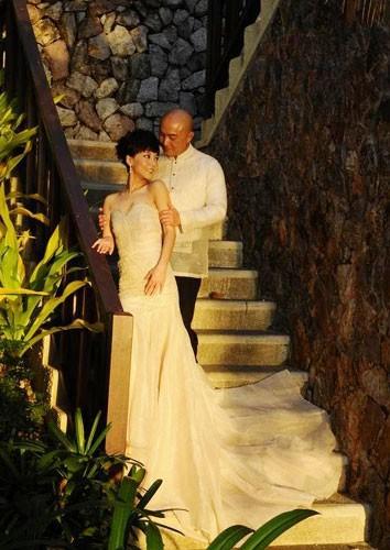 Trương Vệ Kiện và Trương Tây làm đám cưới ảnh 2