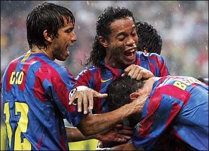 Barca vô địch : 6 phút thăng hoacho 13 năm chờ đợi ảnh 3