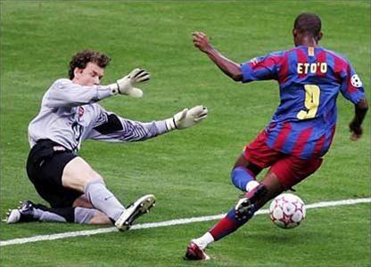 Barca vô địch : 6 phút thăng hoacho 13 năm chờ đợi ảnh 1