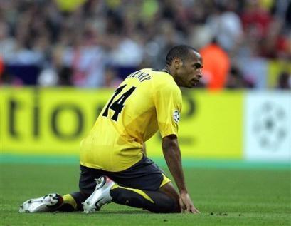 Thierry Henry sẽ rời Arsenal? ảnh 1