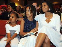 Michelle Obama - Người bảo vệ giá trị gia đình ảnh 1
