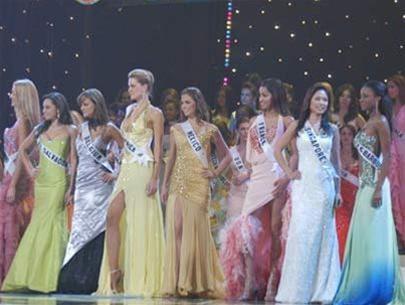 Sáng nay, chung kết Hoa hậu Hoàn vũ 2005 ảnh 1