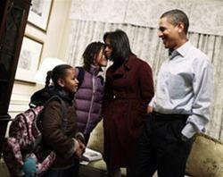 Làm con gái tổng thống Mỹ không dễ! ảnh 1