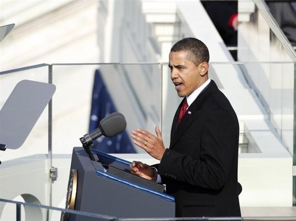Ông Obama chính thức trở thành Tổng thốngMỹ ảnh 1