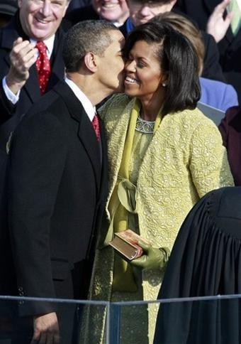 Ông Obama chính thức trở thành Tổng thốngMỹ ảnh 2