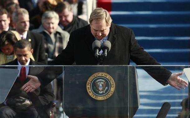 Ông Obama chính thức trở thành Tổng thốngMỹ ảnh 3