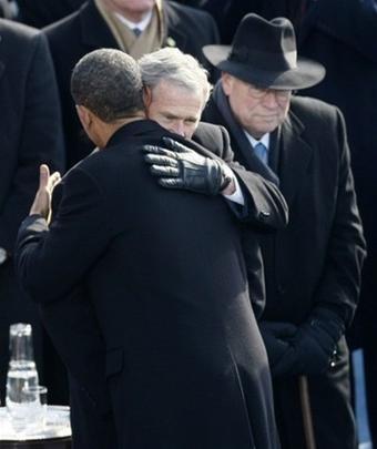 Ông Obama chính thức trở thành Tổng thốngMỹ ảnh 6