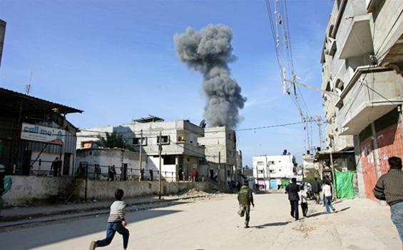 Xung đột Gaza và sự im lặng của Barack Obama ảnh 1