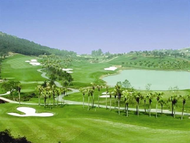 Vì sao sân golf mọc lên như nấm ? ảnh 1