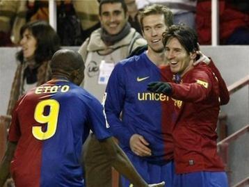 Barca thắng tuyệt đối giữ vững ngôi đầu ảnh 1