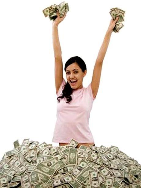 3 điều tiền muốn nói với một 'cô gái giàu có' ảnh 1
