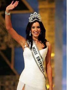 Hoa hậu Hoànvũ 2005 -Cuộc sốngsau sân khấu ảnh 2