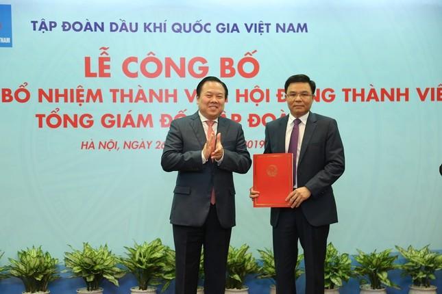 Tổng giám đốc PVN vừa nhậm chức, hứa gì? ảnh 1