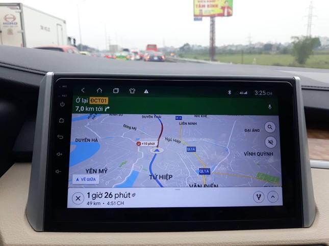 Ùn tắc kéo dài trước trạm thu phí cao tốc Pháp Vân - Cầu Giẽ ảnh 3