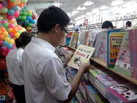 Nhà sách Tiền Phong trước thềm năm học mới ảnh 5