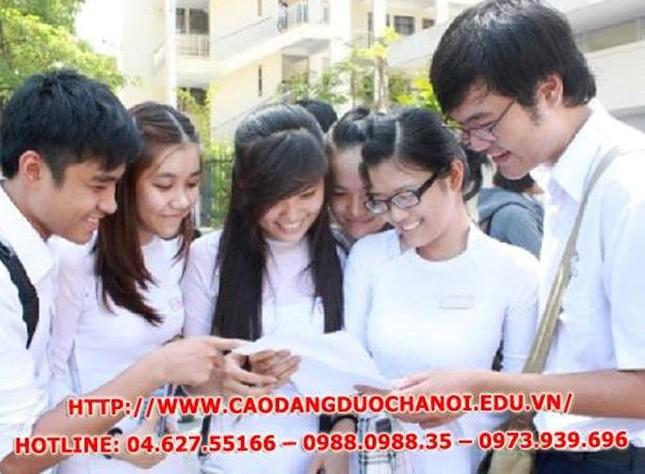 Cao đẳng Dược học Hà Nội năm 2015 thông báo tuyển sinh ảnh 1
