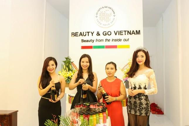 Miss Beauty&Go Trần Hà Phương rực rỡ sau đêm đăng quang ảnh 11