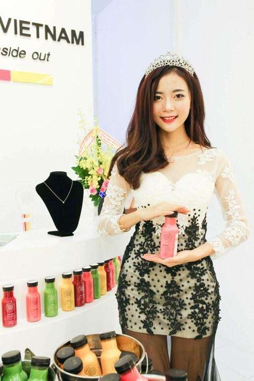 Miss Beauty&Go Trần Hà Phương rực rỡ sau đêm đăng quang ảnh 12