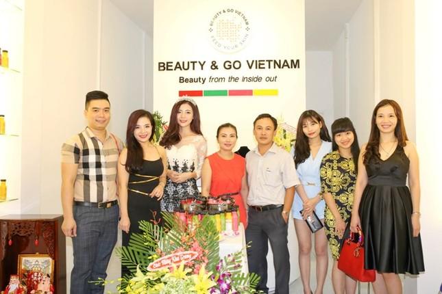Miss Beauty&Go Trần Hà Phương rực rỡ sau đêm đăng quang ảnh 13