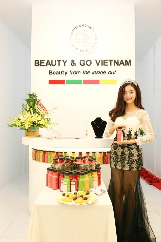Miss Beauty&Go Trần Hà Phương rực rỡ sau đêm đăng quang ảnh 1