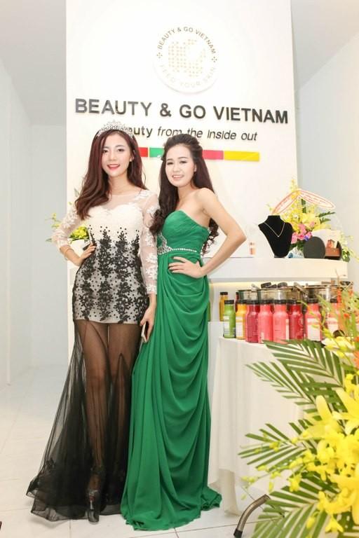 Miss Beauty&Go Trần Hà Phương rực rỡ sau đêm đăng quang ảnh 6