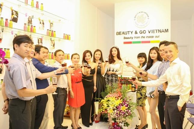 Miss Beauty&Go Trần Hà Phương rực rỡ sau đêm đăng quang ảnh 8
