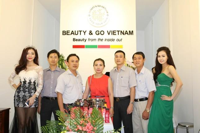 Miss Beauty&Go Trần Hà Phương rực rỡ sau đêm đăng quang ảnh 9