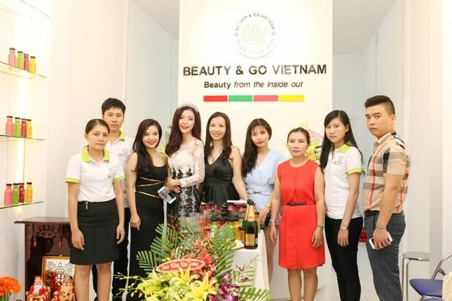 Miss Beauty&Go Trần Hà Phương rực rỡ sau đêm đăng quang ảnh 10