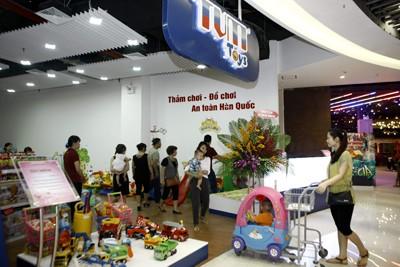 Rực rỡ sắc màu tại Aeon mall Long Biên ảnh 10