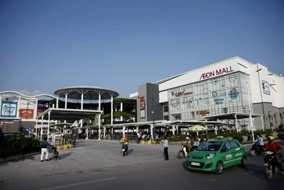 Rực rỡ sắc màu tại Aeon mall Long Biên ảnh 7