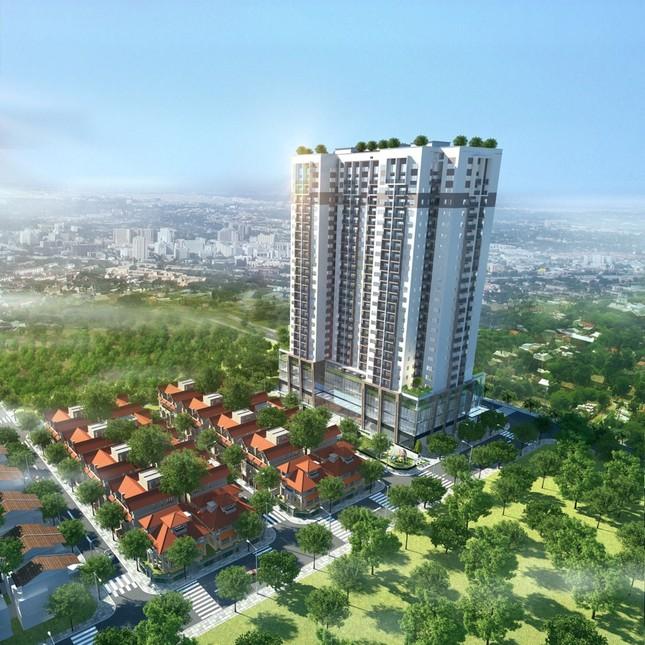 Cư dân Thanh Xuân Complex thừa hưởng tiện ích từ khu đô thị Hapulico ảnh 1