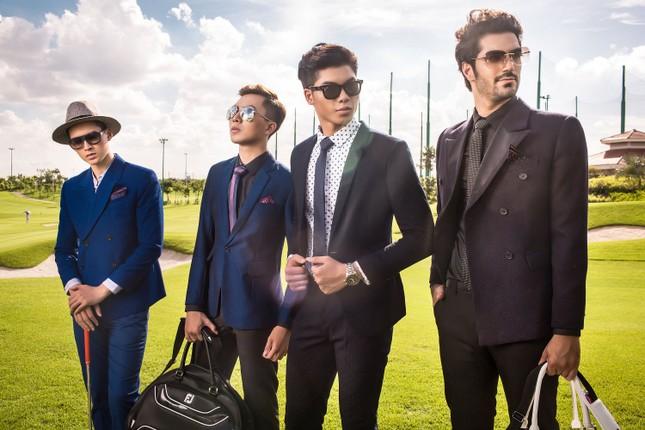 Gợi ý các mẫu vest Thu Đông 2016 cho các chàng trai thích khám phá ảnh 7