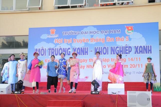 Đại học Đại Nam tưng bừng ngày hội tri ân nhà giáo ảnh 4
