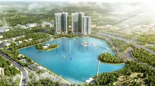 Vingroup ra mắt dự án ven hồ đẳng cấp quốc tế ảnh 3
