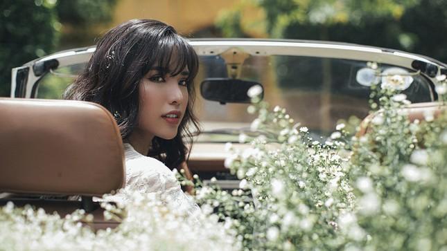 Á hậu Khánh Phương – Gương mặt sáng giá của The Look 2017 ảnh 2