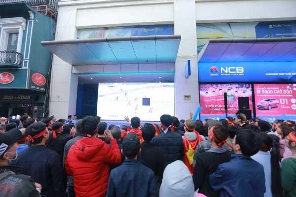 Ngân hàng Quốc dân NCB tiếp lửa cho U23 Việt Nam giành cúp vô địch ảnh 3