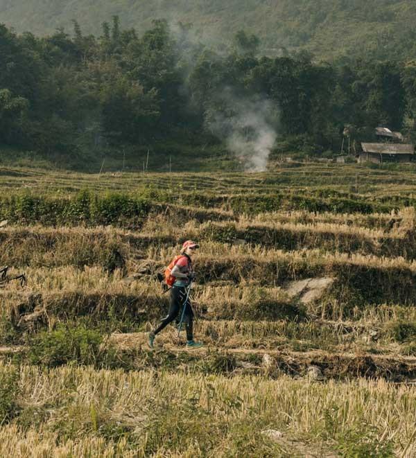 Người phụ nữ Việt Nam đầu tiên tham gia cuộc thi Marathon Bắc Cực ảnh 1