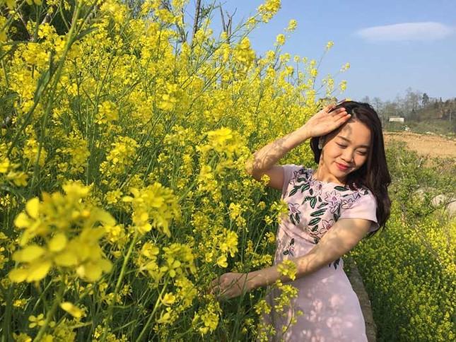 Mải mê 'sống ảo' với thảm hoa cải vàng đẹp mê hồn ở Sun World Fansipan ảnh 6