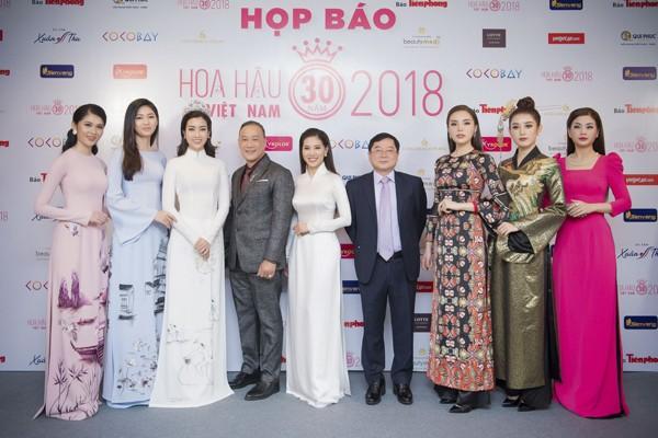 Vương miện HH Việt Nam 2018: Đặc biệt nhất từ trước tới nay ảnh 3