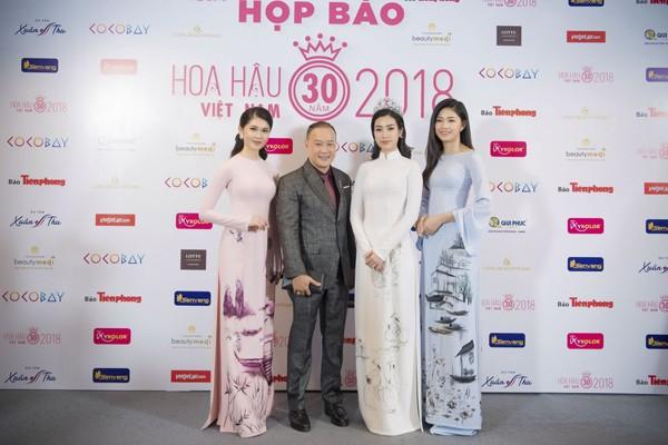 Vương miện HH Việt Nam 2018: Đặc biệt nhất từ trước tới nay ảnh 4