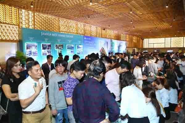 Khang Điền và những con số ấn tượng với dự án căn hộ Jamila ảnh 1