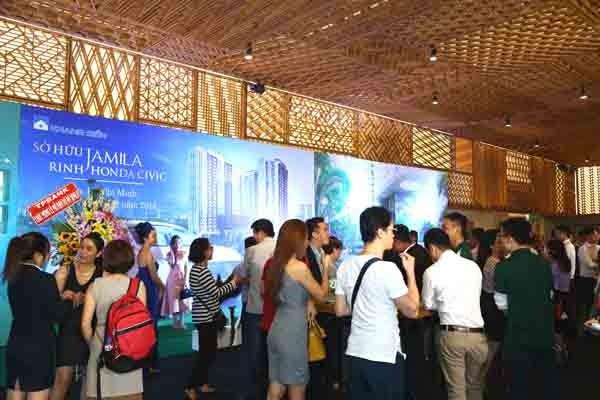 Khang Điền và những con số ấn tượng với dự án căn hộ Jamila ảnh 2