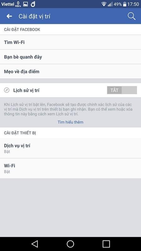 Các cách để giữ thông tin cá nhân được an toàn khi sử dụng Facebook ảnh 2