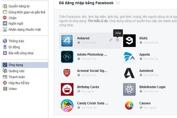 Các cách để giữ thông tin cá nhân được an toàn khi sử dụng Facebook ảnh 4