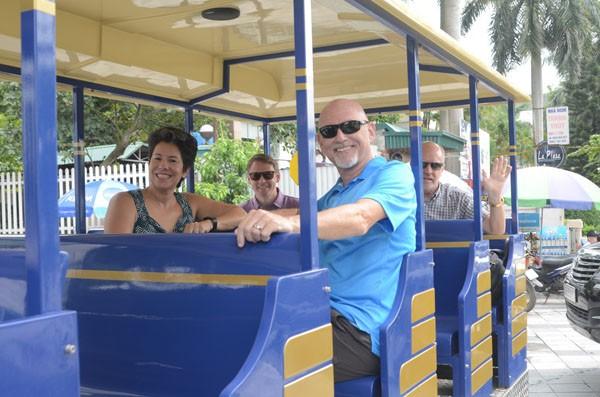 IAAPA tham quan các tổ hợp vui chơi giải trí trong hệ thống Sun World ảnh 2