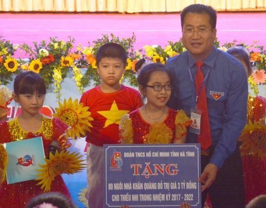 Anh Nguyễn Thế Hoàn tái đắc cử Bí thư tỉnh đoàn Hà Tĩnh ảnh 3